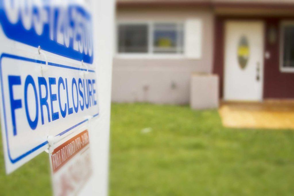 Foreclosure Community Association